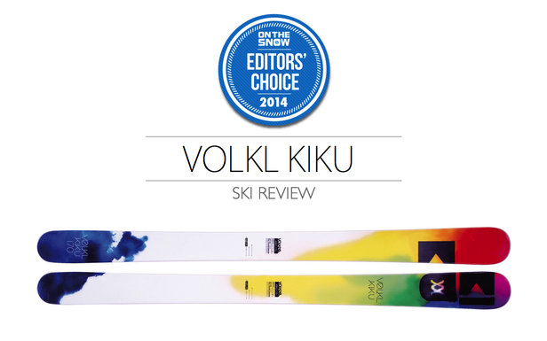 2014 Women's Powder Ski Editors' Choice: Völkl Kiku