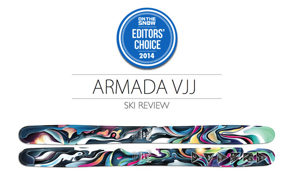 2014 Women's Powder Ski Editors' Choice: Armada VJJ