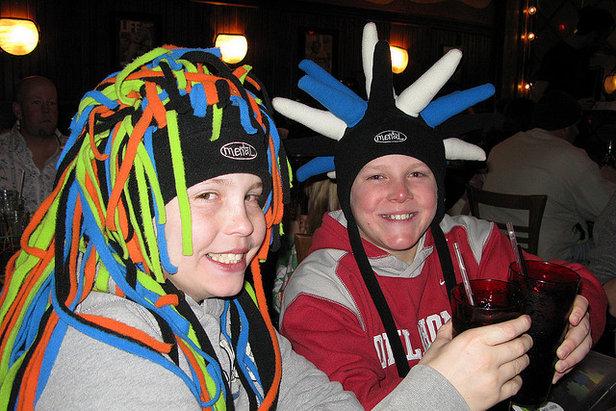 These hats should never be worn - © Oakley Originals dcf882a513c