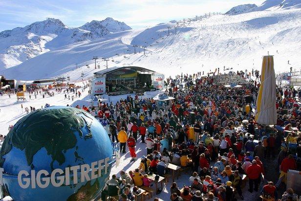 Na začátku dubna se na Giggijochu bude konat další ročník festivalu Electric Mountain
