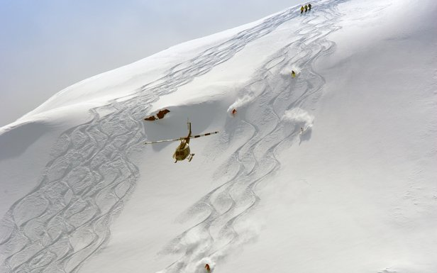 Selkirk Tangiers: An Experience Heli Dreams are Made Of- ©Sherri Harkin