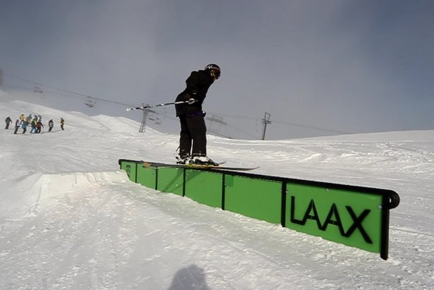 Laax, Svizzera: il primo camp di freestyle by Freeskischool