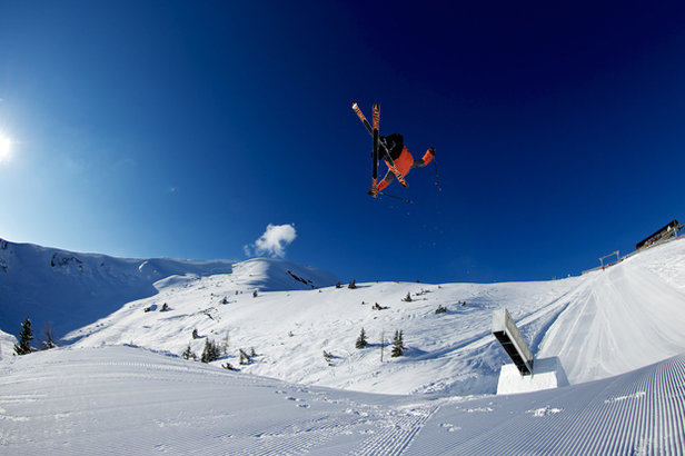 Gus Kenworthy's Steps to a Perfect Telluride Powder Day- ©Atomic/Fabian Weber