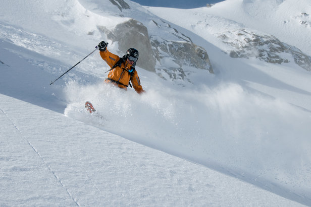 Henry Schniewind from Henry's Avalanche Talks - ©Henry Schniewind