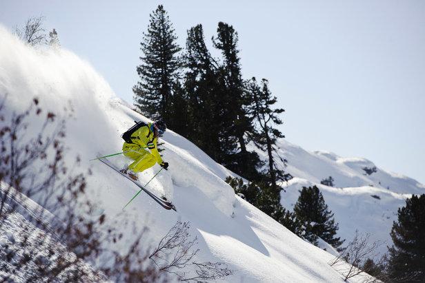 Austriackie TOP 10: największe ośrodki narciarskie Austrii- ©TVB Paznaun-Ischgl
