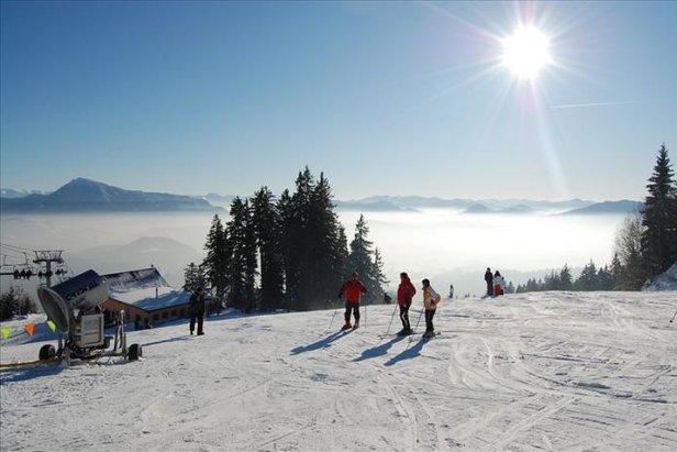 Celodenná lyžovačka len za 10€! - ©SKI PARK Kubínska hoľa