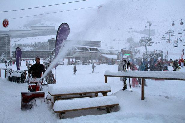 Schneebericht: Skigebiete in den Alpen freuen sich über reichlich Neuschnee