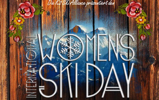 International Women's Ski Day 2013 op 14 december: K2 zet vrouwelijke wintersporters in het zonnetje ©K2 Skis