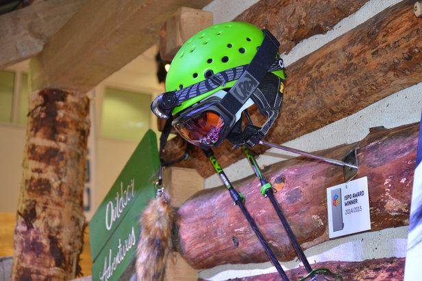 K2 Route Helmet - ©Skiinfo