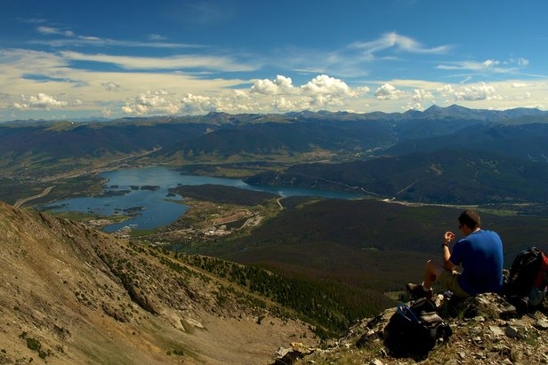 6 Best Summer Hikes in Summit County, CO ©Stephen Duncan