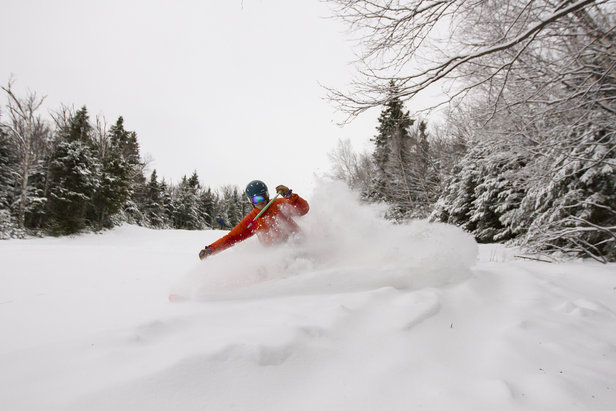 Resolve to Ski More, Better & Cheaper in the Northeast ©Sugarloaf