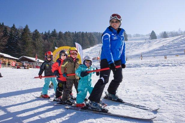 Schweizer Skigebiete mit sehr gutem Weihnachtsgeschäft ©Sportbahnen Atzmännig AG