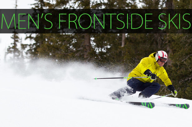 Men's 2015 Frontside Skis