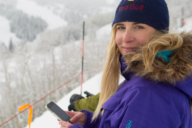 Vail Resorts Introduces New Mountain Guide: Artificially Intelligent Emma - ©Jeremy Swanson
