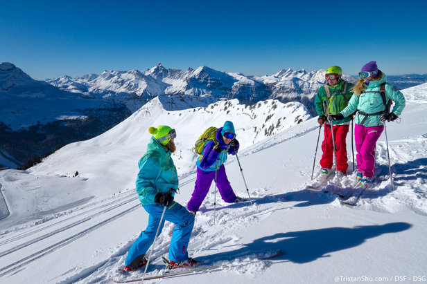 Séjour ski à Samoens