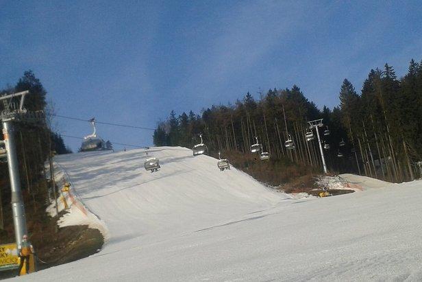 Skipark Červená Voda 03/2014