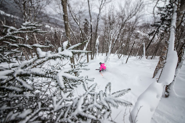 Photo Gallery: Supreme Steeps, Stashes & Snow at Stowe - ©Liam Doran