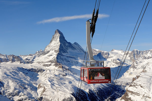 Europe's Best Early-Season Ski Resorts ©Michael Portmann