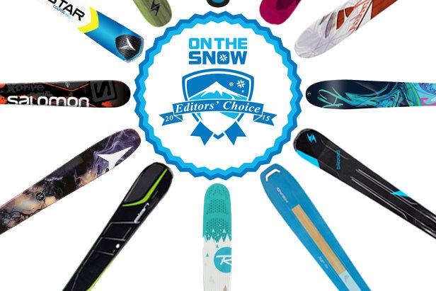 2015 Editors' Choice Skis