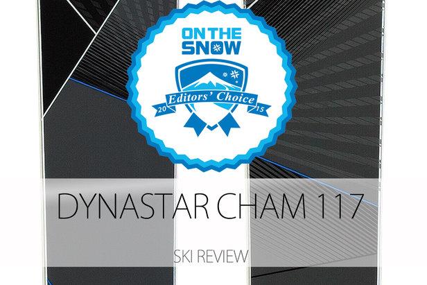 Dynastar Cham 117 2015 Editors' Choice - ©Dynastar