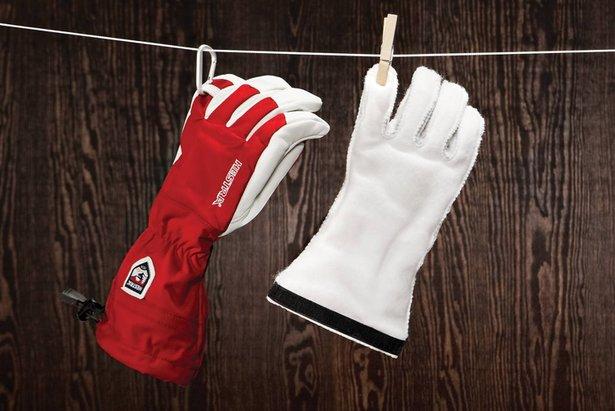 Test af 3 seriøst lækre Hestra handsker- ©Hestra