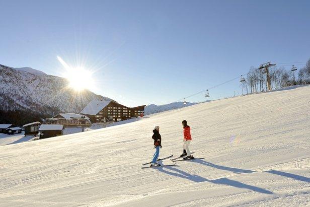 Snowiest Resort of the Week: Najviac zasnežené bolo Francúzsko, Amerika a Nórsko ©Voss Fjellandsby/Myrkdalen