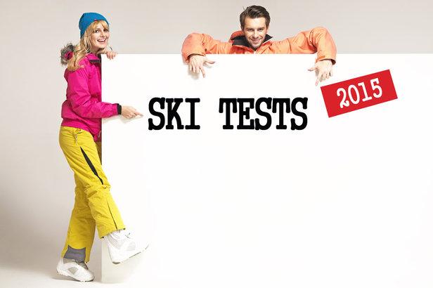 Ski Tests 2015