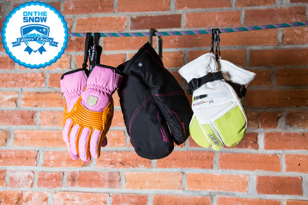 3 Top Picks for Women's 2015 Gloves & Mittens ©Liam Doran