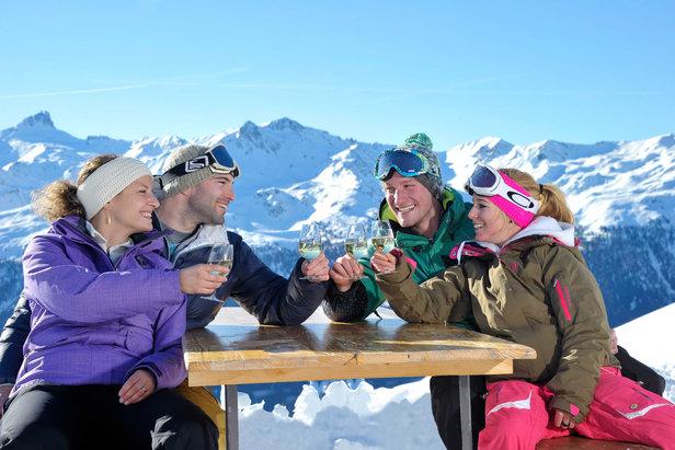 Après-Ski Worthy Offerings ©Val d'Anniviers Valais