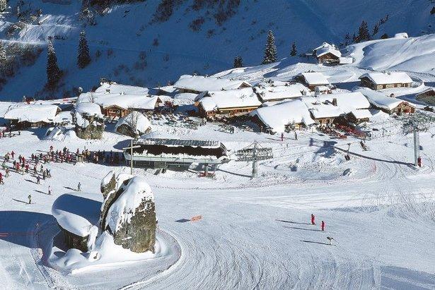 Les Portes du Soleil: Francúzsko & Švajčiarsko
