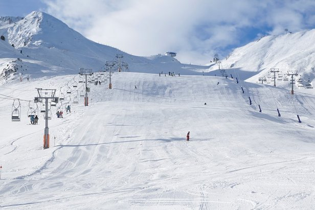 Hit the sunny slopes of Grandvalira, Andorra
