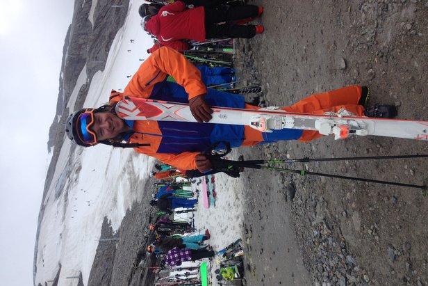 Stortest af K2 Bolt skienJeppe Hansen