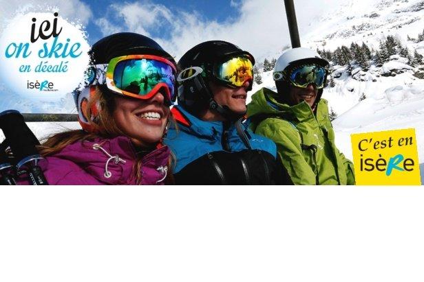 Skiez en décalé, skiez en liberté !