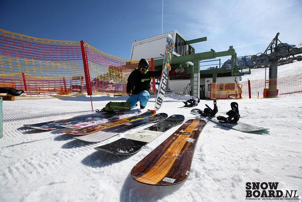 Der große Snowboardtest 2014/2015: Fast 50 Boards der neuen Saison im Test