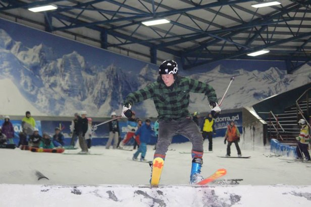 The UK's indoor skiing centres