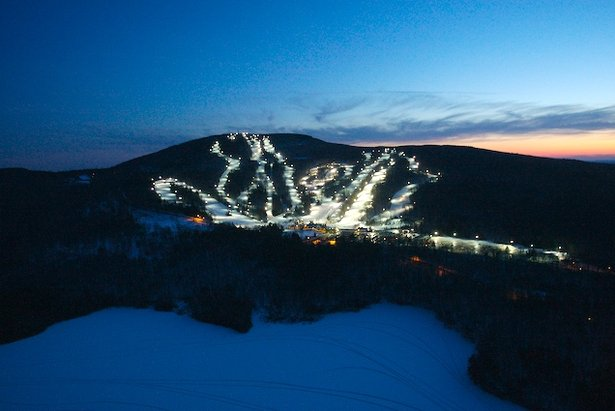 Wachusett Mountain Ski Area