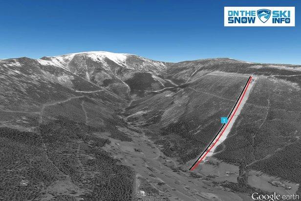 Špindlerův Mlýn: Zjazdovka Stoh je najstrmšia trať v Českej republike  - © OnTheSnow