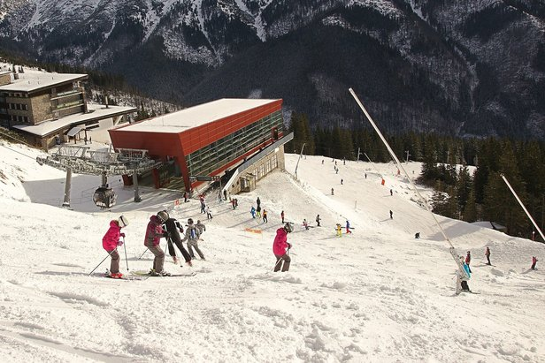 Ďalšia slnečná lyžovačka v Jasnej - sobota 13.12.2014