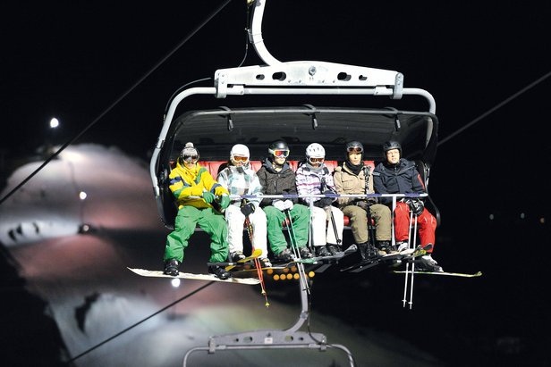 Nachtski in Söll, Skiwelt  - © Skiwelt Wilder Kaiser Brixental