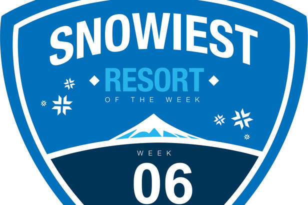 Snowiest Resort of the Week 06