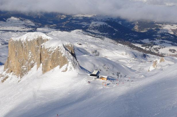 Vue depuis le sommet du Pierra (2500 m)