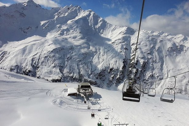 Villars Gryon.  - © St. Anton am Arlberg