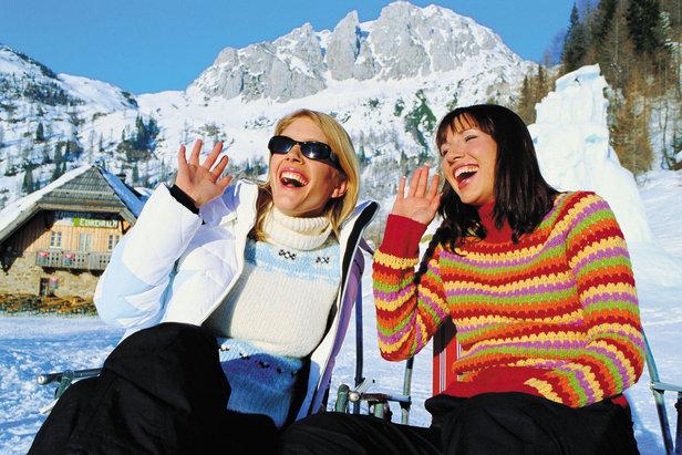 Skigebiete mit Supernamen, da kann man auch mal herzlich lachen ....