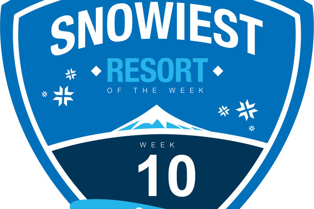Snowiest Resort of the Week 10