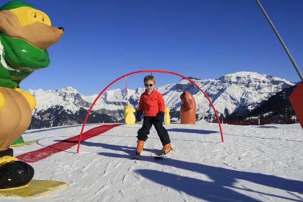 Les vacances à la montagne, c'est l'événement de l'hiver pour beaucoup de familles et surtout pour les plus petits.
