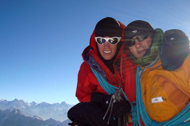 Piolet d´Or 2009: Steck und Anthamatten geehrt- ©www.pioletdor.com