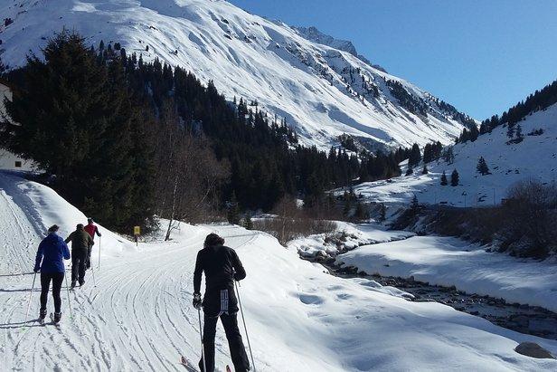 W całej dolinie przygotowano 70km tras do uprawiania narciarstwa biegowego.  - © Skiinfo.pl/Tomasz Wojciechowski
