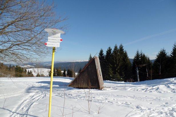 Na návšteve v strediskách  Orava Snow - Ski Oravská Lesná c55e410cda5