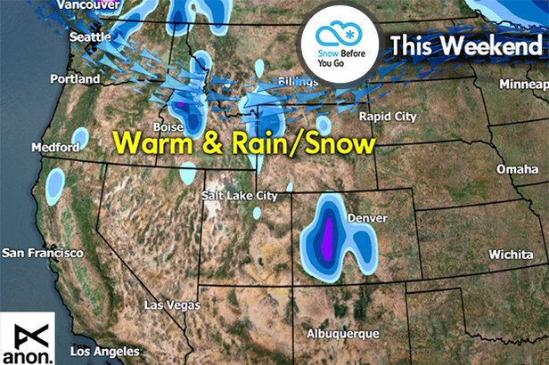 Snow Before You Go: Spring is in the Air ©Meteorologist Chris Tomer