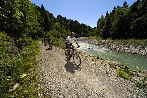 Aller Anfang ist leicht: Tipps für Mountainbike-Einsteiger- ©Smaragd Media